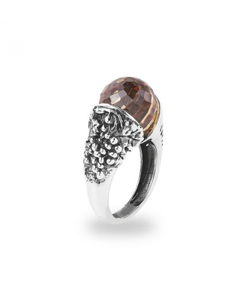 Seasons Summer Ring with stone (27771)