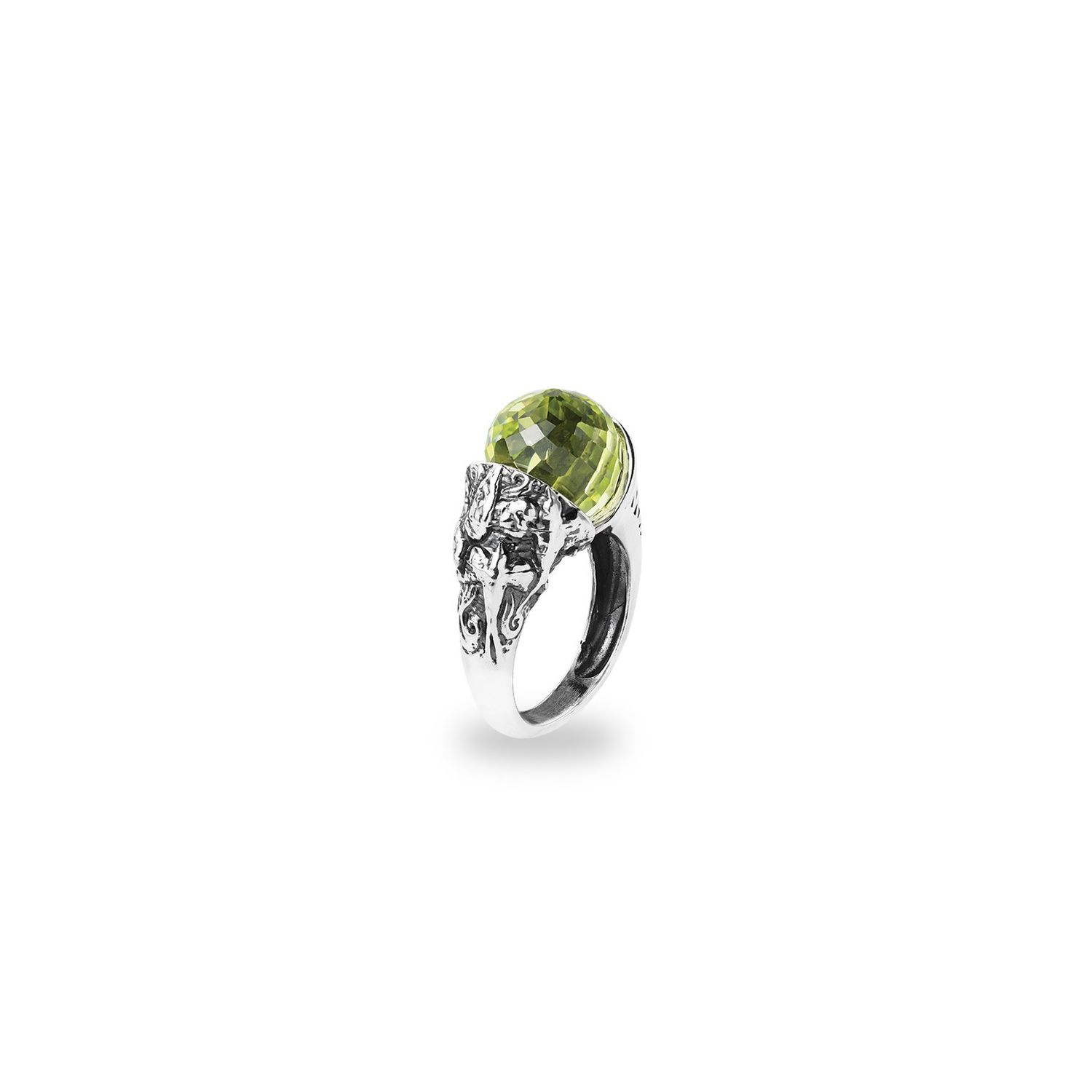 Seasons Summer Ring with stone (27769)
