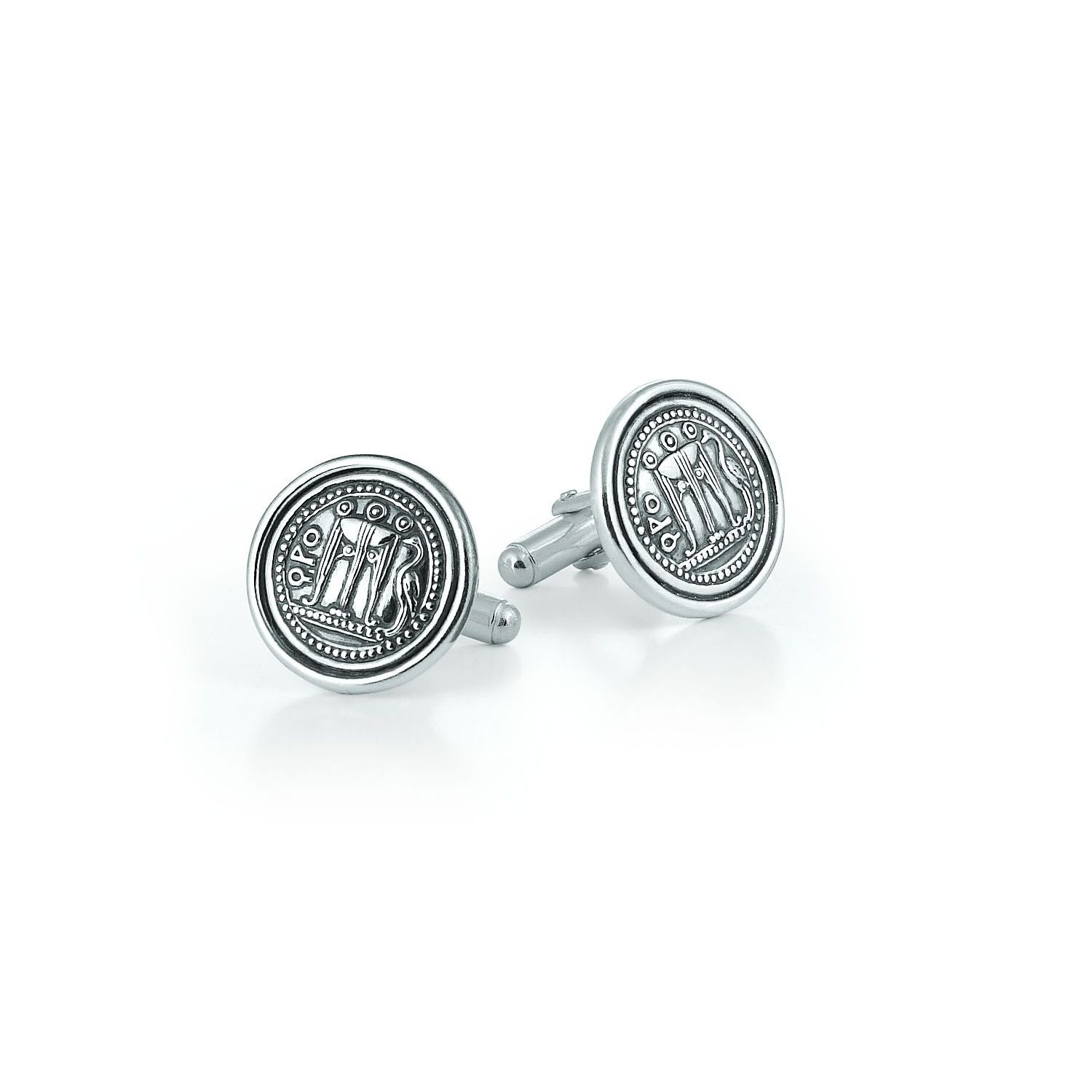 Cufflinks with Coin (40016)