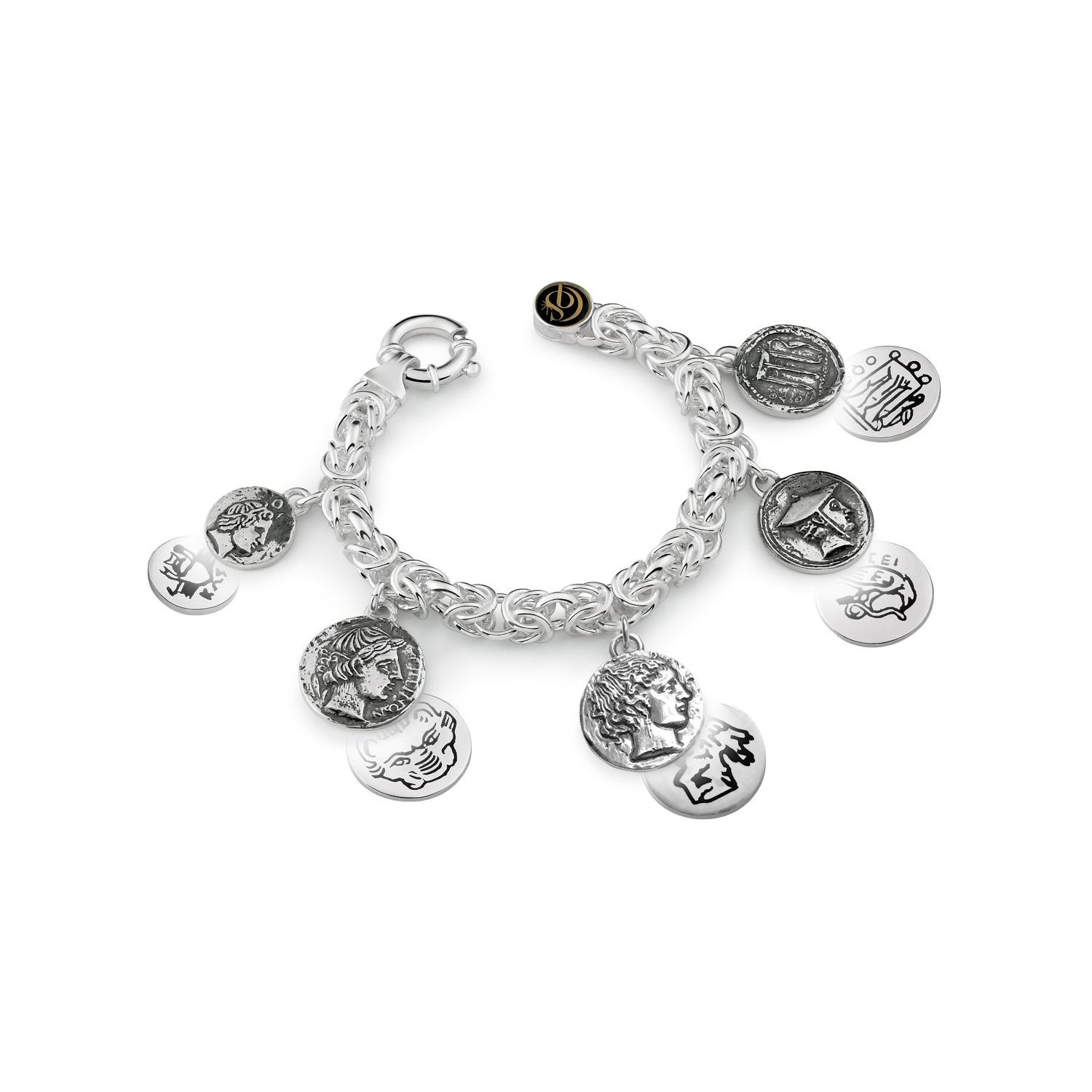 Bracelet with Coins (33343)