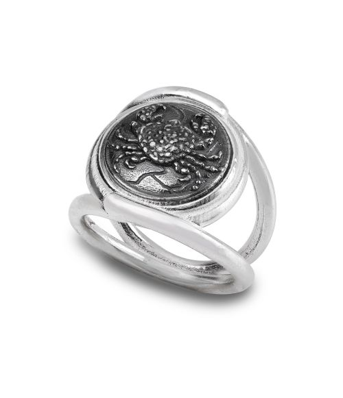 Cancer Zodaic Ring(30004)