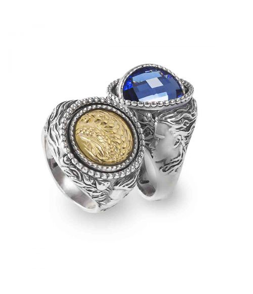 Mesi Reverse Summer Rings