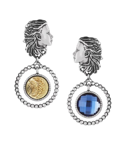 Mesi Reverse Summer Earrings