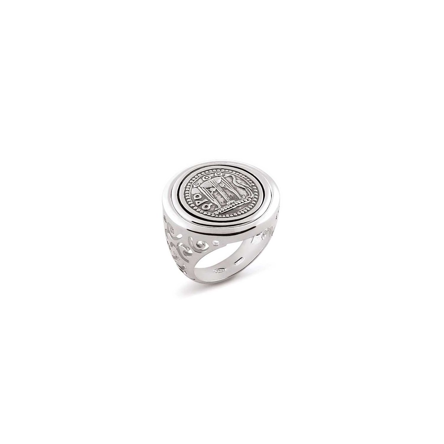 Ring with Coin (39670)
