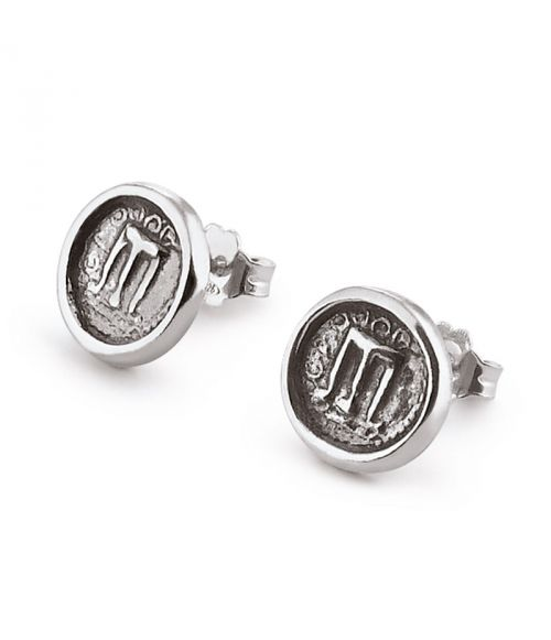 Earrings with Statere (38246)