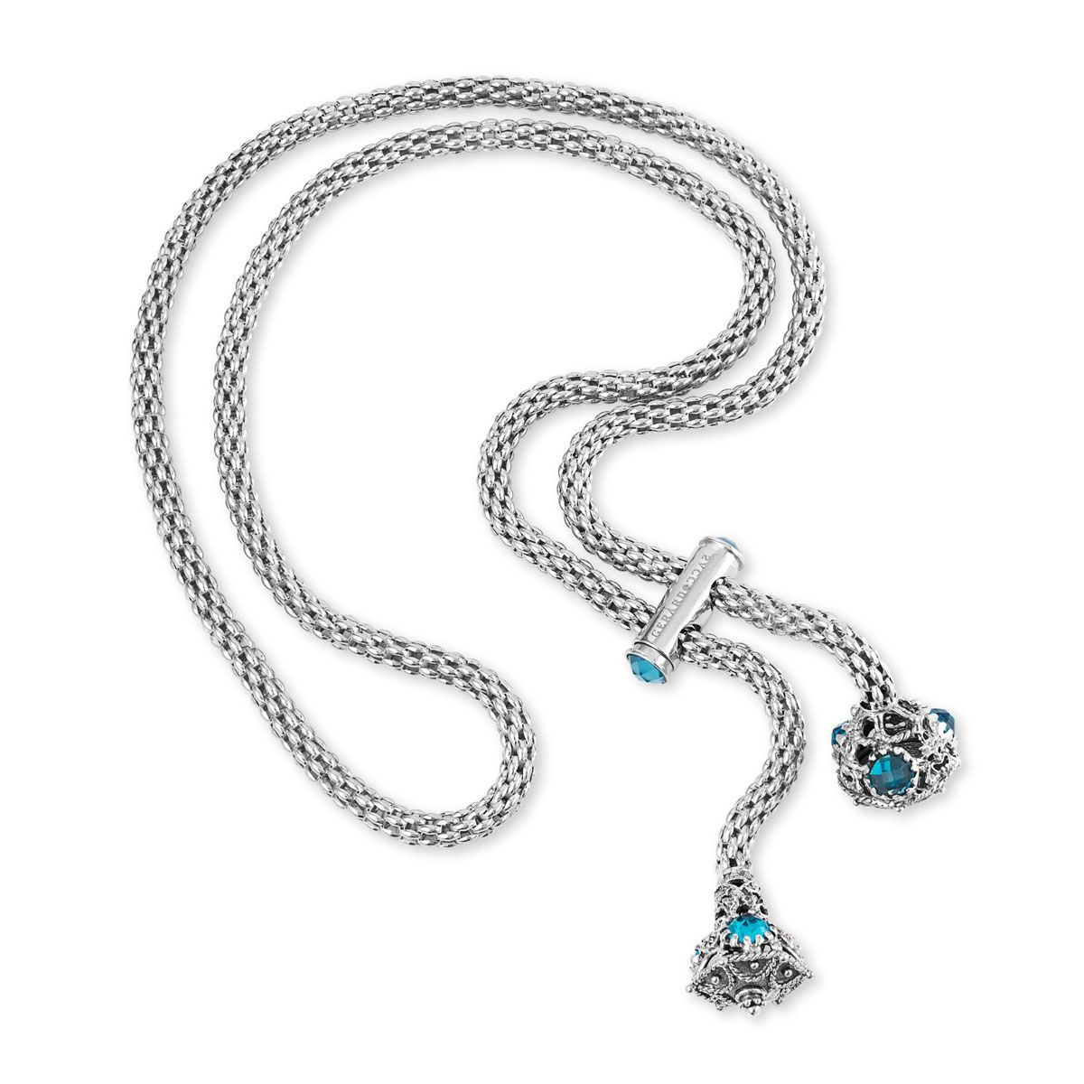 Up&down Necklace with trottole (27579)