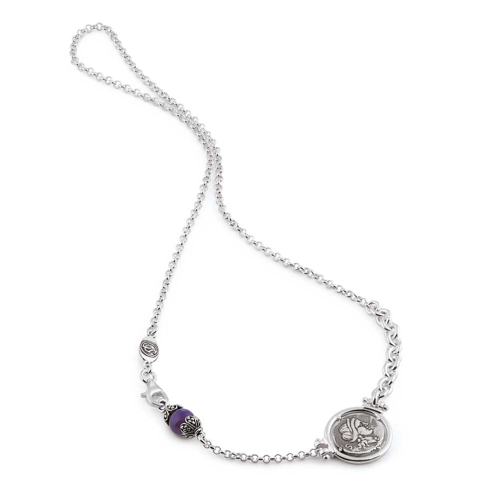 Necklace with Coin (38508)