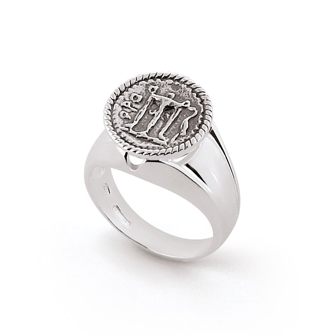 Ring with Coin (39901)